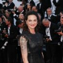 Asia Argento – 'Ismael's Ghosts' Screening at 70th Annual Cannes Film Festival in France