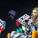 Natalie Dormer – Comic Con in São Paulo, Brazil 12/1/ 2016 - 454 x 299