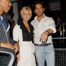 Tara Reid Clubbing At Crystal In London, 2007-09-12