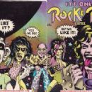 Only Rock And Roll Comix, 1975 - 454 x 321