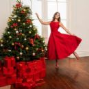 Lea Michele – Christmas In The City Album Photoshoot (October 2019)