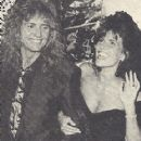 David Coverdale and Tawny Kitaen