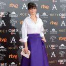 Ana Alvarez- Goya Cinema Awards 2017 - Red Carpet - 399 x 600