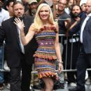 Gwen Stefani – Leaving 'The View' in New York City