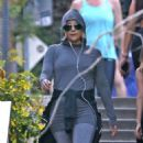 Kate Hudson – Leaves workout session in Los Angeles