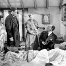 Eddie 'Rochester' Anderson, Butterfly McQueen, Clinton Rosemond, Kenneth Spencer, and Ethel Waters in Cabin in the Sky (1943) - 454 x 358