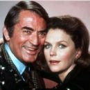Gregory Peck and Lee Remick