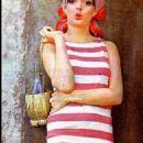 Barbara Steele - 454 x 1171