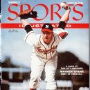 Warren Spahn - Sports Illustrated Magazine Cover [United States] (25 June 1956)