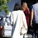 Selena Gomez – Out for lunch in LA