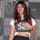 Priyanka Chopra:  launch of her new music video (May 05, 2014)