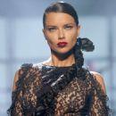 Adriana Lima – Philipp Plein fashion show at New York Fashion Week