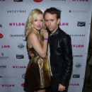 Tyler Shields and Francesca Fisher-Eastwood