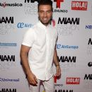 Jencarlos Canela- Miami Fashion Week Closing Night Party - 384 x 600