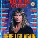 David Coverdale - Rock Candy Magazine Cover [United Kingdom] (January 2019)