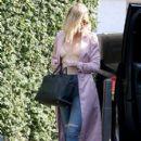 Khloe Kardashian is spotted at Casa Vega in Studio City, California on June 8, 2016 - 404 x 600