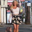 Colleen Shannon Out In West Hollywood