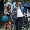 Louise Thompson - Spencer Matthews - 454 x 531