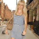 Sienna Miller Ditches Elton's Party, Shows Off New Coif