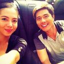 Julia Montes and Paulo Avelino