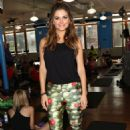 Maria Menounos – Tapout Fitness Event in New York 8/19/2016 - 454 x 666