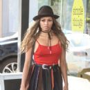 Kat Graham – Out and about in Los Angeles August 28, 2016 - 454 x 919