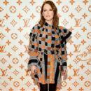 Julianne Moore – Louis Vuitton x Grace Coddington Event in NYC - 454 x 682