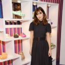 Zooey Deschanel – Exclusive Preview of Crocs SS 2020 Collection in New York - 454 x 682
