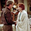 Mark Thompson and Reba McEntire