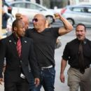 Vin Diesel is seen at 'Kimmel' on January 17, 2017 - 454 x 303