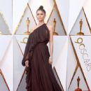 Zendaya At The 90th Annual Academy Awards - Arrivals (2018)