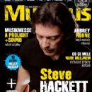 Steve Hackett - Muzikus Magazine Cover [Czech Republic] (May 2013)