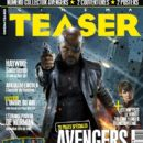 The Avengers - Cinema Teaser Magazine Cover [France] (April 2012)