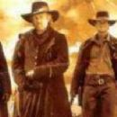 Lee Walker, Jesse Ray Torrance, Tobey Naylor, and Sheriff Dalton....Outlaw Justice - 454 x 227