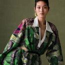 Chiharu Okunugi - Vogue Magazine Pictorial [China] (April 2018) - 454 x 665