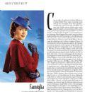 Emily Blunt – Grazia Italy Magazine (December 2018)