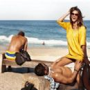 Alessandra Ambrosio Hugo Boss Orange Spring Summer 2012 - 454 x 310