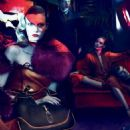 Abbey Lee Kershaw - Gucci Fall 2011 Ad Campaign