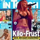 Lily Allen, Mischa Barton, Kate Moss - In Touch Magazine Cover [Germany] (8 January 2015)