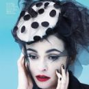 Helena Bonham Carter - Vogue Magazine Pictorial [United Kingdom] (July 2013)