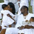 Puff Daddy and Kim Porter - 454 x 322