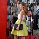 Jessica Alba - Arrivals at the MTV Movie Awards (April 13, 2014)