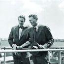 James Arness With John Wayne 1952