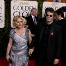 Patricia Arquette and Thomas Jane At The 67th Annual Golden Globe Awards January 17,2010