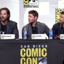 Jensen Ackles- July 24, 2016-  Comic-Con International 2016 - 'Supernatural' Special Video Presentation and Q&A - 454 x 302