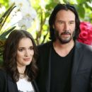 Winona Ryder and Keanu Reeves – 'Destination Wedding' Photocall in Beverly Hills - 454 x 370