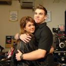 Shenae Grimes and Shane Kippel