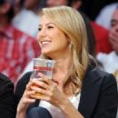 Stacy Keibler - NBA Game Lakers vs. Timberwolves in LA, 18.03.2011