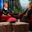 "Michelle Williams Talks Puppy Names with ""Ellen"""