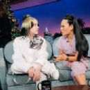 The Late Late Show with James Corden - Billie Eilish and Ali Wong (December 2019)